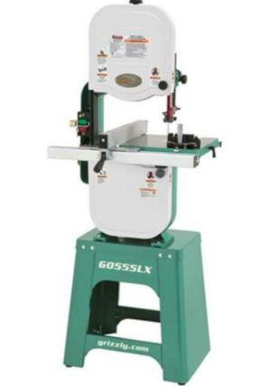 Grizzly G0555LX Band Saws