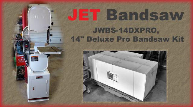 JET JWBS-14DXPRO Band Saw Reviews