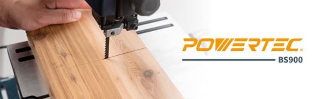 POWERTEC BS900 Band Saw Reviews
