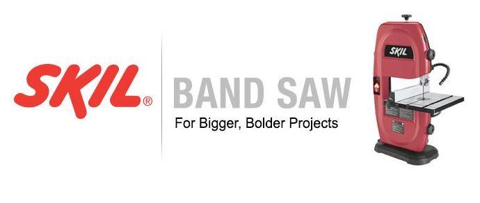 SKIL 3386-01 Band Saw Reviews
