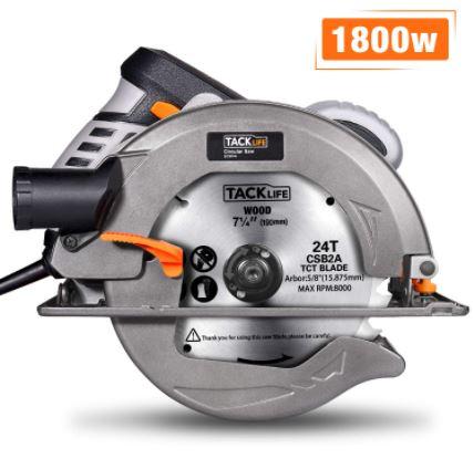 TACKLIFE 4700 RPM Circular Saw Reviews